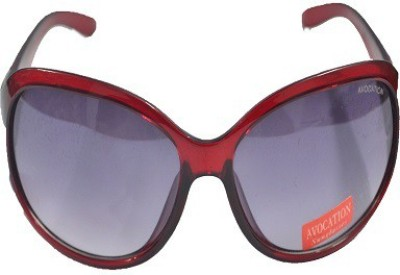 Pinnacle Glairs Over-sized Sunglasses