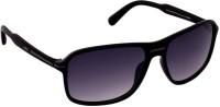 Archie A-8041-BLK Wayfarer Sunglasses(Black)