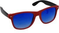 Sushito JSMFHGO0150 Wayfarer Sunglasses(Blue)