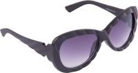 Blackburn S1005-Blk Over-sized Sunglasses(For Girls)