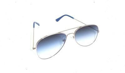 FashBlush Vintage Star Style Luxury Aviator Sunglasses