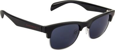 Farenheit FA-2304-C3 Wayfarer Sunglasses(Blue)