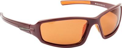 Farenheit FA-1351P-C4 Sports Sunglasses(Orange)