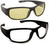 HE C6 Wrap-around, Wrap-around Sunglasse...
