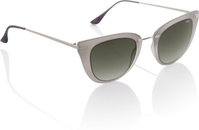 IDEE IDS2195C3SG Cat-eye Sunglasses(Brown)
