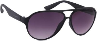 Joe Black JB-705-C3 Aviator Sunglasses(Violet)