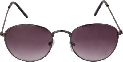 Yak International Classic Round Sunglasses