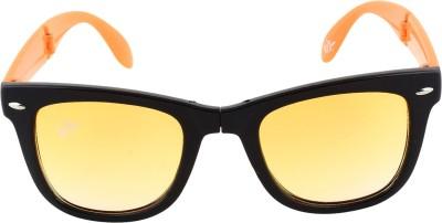 Omnesta 9yellow Rectangular Sunglasses