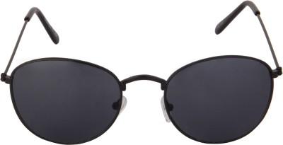 Yak International Pleasing Round Sunglasses
