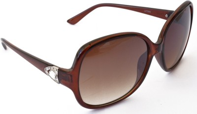 Accurate Eye Sport Laddy Sunglases Over-sized Sunglasses
