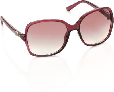 Gio Collection Over-sized Sunglasses