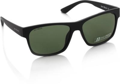 Joe Black JB-554-C1 Wayfarer Sunglasses(Green)
