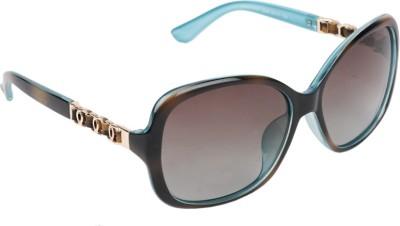 Xross X-010-C36-58 Polarized Over-sized Sunglasses