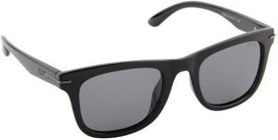 Voyage MG669 Wayfarer Sunglasses(Black)