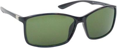 Galaxy Corp 4179 Rectangular Sunglasses