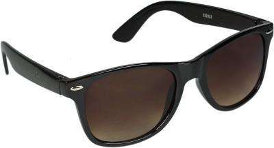 My Look Wyfr-01-Brown Wayfarer Sunglasses(Brown)