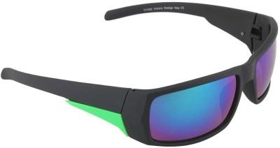 Malocchio Black Grace Sports Sunglasses