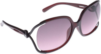 Iris Eyewear Rectangular Sunglasses