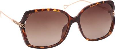 BARCODE Cat-eye Sunglasses