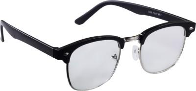 Eagle Eyewear JA Clubmaster Round Sunglasses
