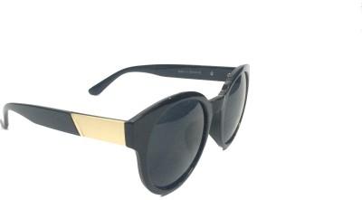 Eye Jewels Trendy Round Sunglasses