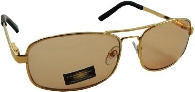 Libnan Photochromatic Day Night Rectangular Sunglasses