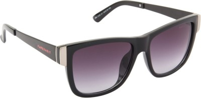 Farenheit 1235-C1 Wayfarer Sunglasses(Grey)