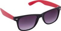 Blackburn BB104-Blackred Wayfarer Sunglasses(Violet)