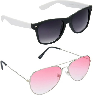 Red Leaf RCMB516_1 Wayfarer, Aviator Sunglasses(For Boys)