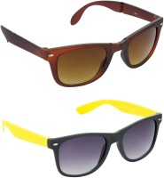 Red Leaf RCMB217_1 Wayfarer Sunglasses(For Boys)