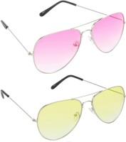 Red Leaf RCMB528_1 Aviator Sunglasses(For Boys)