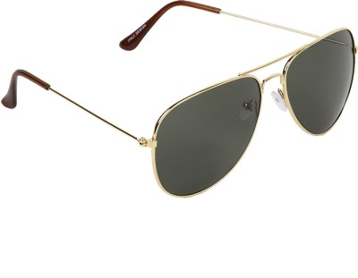 Benevolent Basic Make Aviator Sunglasses