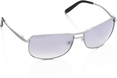 Fastrack M032BU1 Rectangular Sunglasses(Violet)