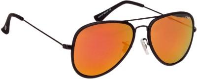 IDEE IDEE S1976 C7 56 Aviator Sunglasses(Pink)