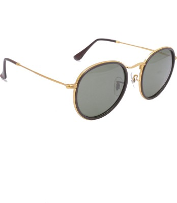 X-Ford Oval Sunglasses