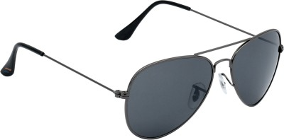 Fave FV002F03Q Aviator Sunglasses(Grey)