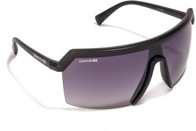 Danny Daze D-1516-C2 Sports Sunglasses(Violet)