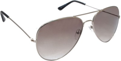Sellebrity Elegant Classic Grey Aviator Sunglasses Aviator Sunglasses