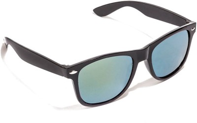 Gioviale Green-Mercury Wayfarer Sunglasses