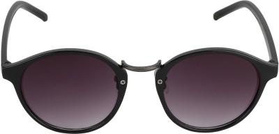 The Brandstand Contemporary Round Sunglasses