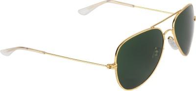 Fashion Hikes Simple Charm Aviator Sunglasses