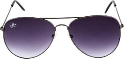 Omnesta 11black Aviator Sunglasses