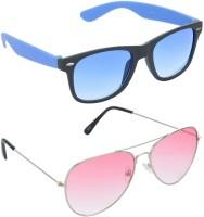 Red Leaf RCMB505_1 Wayfarer Aviator Sunglasses(For Boys)