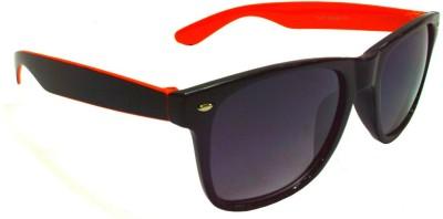 Goggy Poggy FW402-BLK-ONG Wayfarer Sunglasses