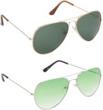 Red Leaf RCMB095_1 Aviator Sunglasses (F...
