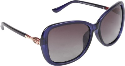 Xross XP-8596-C46-59 Polarized Over-sized Sunglasses