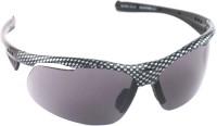 Vast vastE8Pro102Printed Wrap-around Sunglasses(Grey)