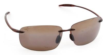 Maui Jim Breakwall Rectangular Sunglasses