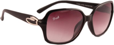Dzeb Rectangular Sunglasses
