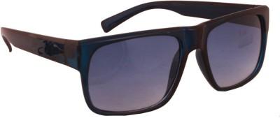 Sushito Trendy Rectangular Sunglasses